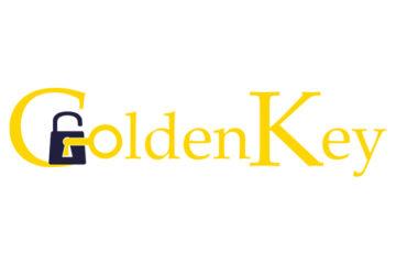 логотип фирмы goldenkey